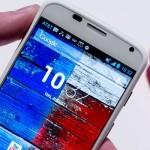 موتورولا رنگین کمانی از گوشی های هوشمند خود را عرضه خواهد کرد
