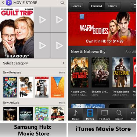 S4vsIPHONE5-Apps