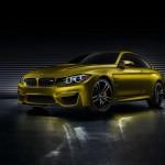 از خودرو BMW M4 Coupe 2014 در کالیفرنیا رونمایی شد