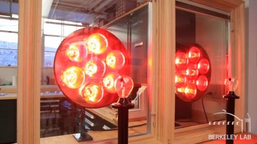 شیشه های هوشمند توانایی کنترل نور و گرما را بصورت یکجا دارند