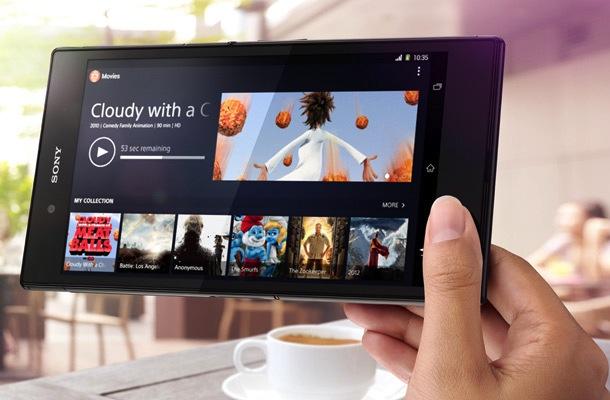 نگاهی گذرا به گوشی Sony Xperia Z Ultra