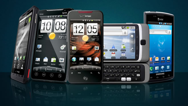 قیمت تلفن همراه - 30 شهریور 92
