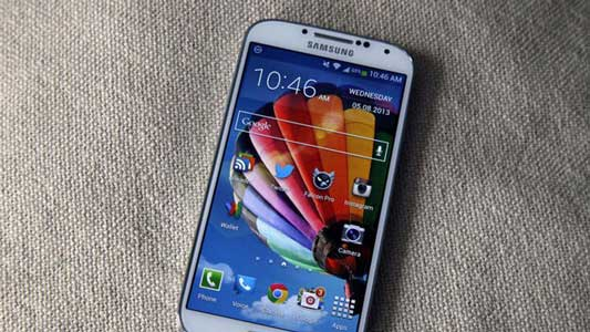 Samsung's new 64-bit processor reportedly ready for Galaxy S5