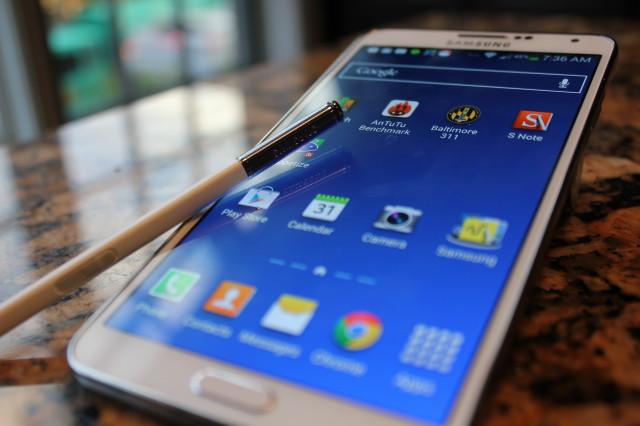 بررسی تخصصی Galaxy Note 3