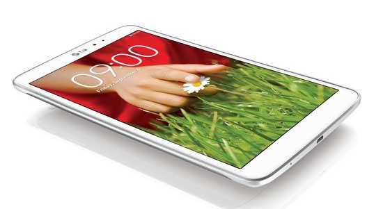 LG G Pad 8.3 به ارزش 349 $ در ایالات متحده!