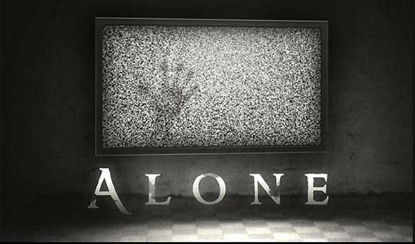 بازی تنهایی
