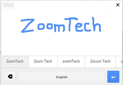 اضافه کردن دست خط خودتان در Gmail
