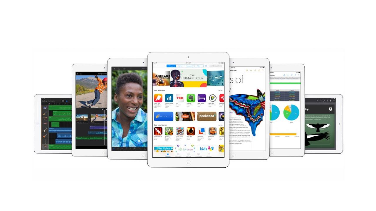 روش اتصال iPad به شبکه بی سیم wireless