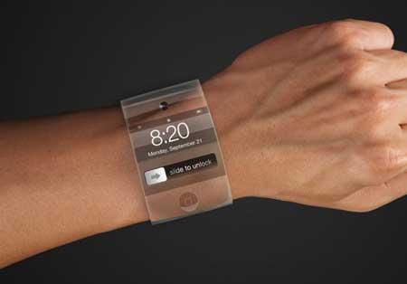 ساعت هوشمند ال جی - اپل