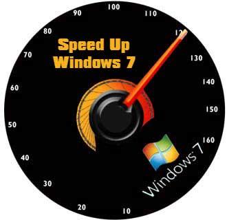 افزایش سرعت در ویندوز