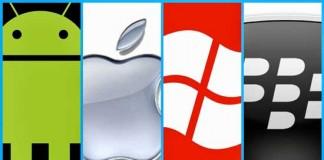 رقابت سیستم عامل های موبایل