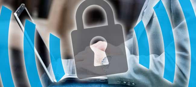 امنیت لب تاپ در سفر