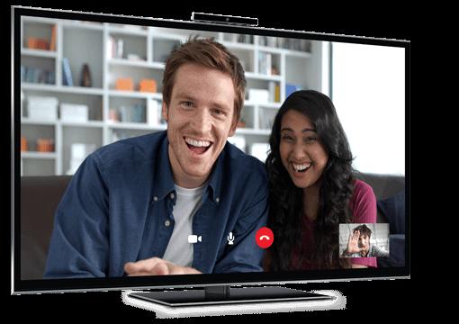 Skype_on_TV