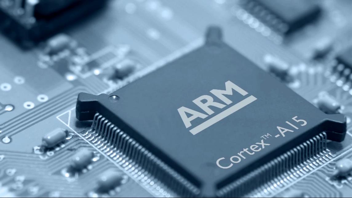 ARM هیچ برنامه ای برای ساخت پردازنده 128 بیتی ندارد !