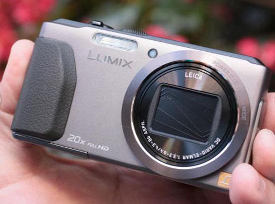 دوربین عکاسی پاناسونیک مدل Lumix DMC-ZS30