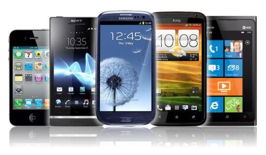 قیمت تلفن همراه موجود در بازار