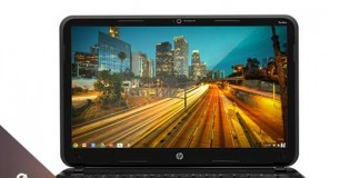 HP Pavilion-CNR 14-inch Chromebook