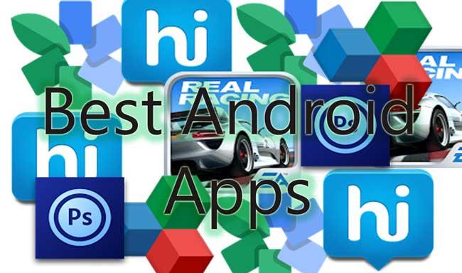 بهترین اپلیکیشن های سیستم عامل اندروید بخش نخست