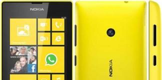 گوشی هوشمند نوکیا لومیا 520