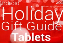 Android Tablets Gift Guide 2013 / 2014 Edition