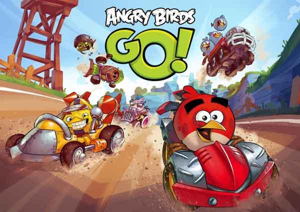 انتشار دو بازی جذاب  Angry Birds Go و Temple Run 2 برای ویندوز فون 8
