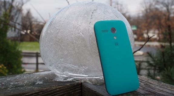 Moto G is the new baseline for Android quality