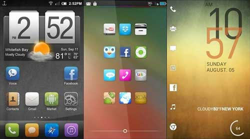 Custom-Android-Themes