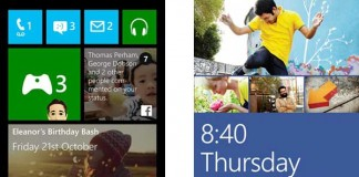 FaceBook in WinPhone 2