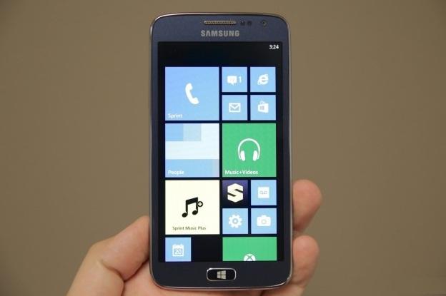 گوشی جدید ویندوز فون سامسونگ