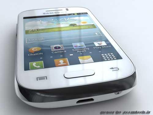 گوشی موبایل سامسونگ گلکسی یانگ اس 6310