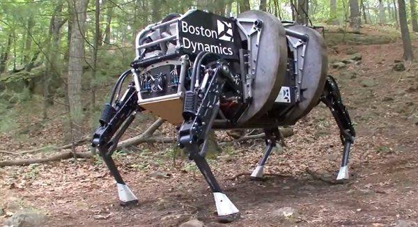 حقایقی در مورد شرکت Boston Dynamics