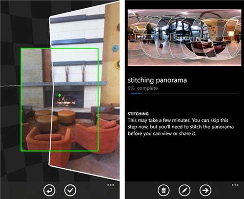 اپلیکیشن اشتراک گذاری عکس ویندوز فون
