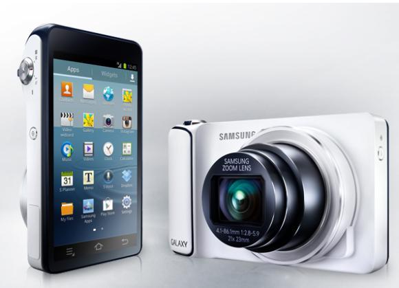 سامسونگ گوشی های تلفن همراه و دوربین های خود را ادغام میکند
