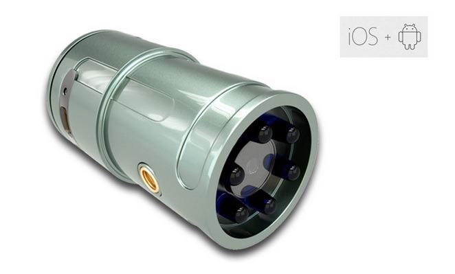 با کمک snooperscope عکاسی در شب بهتر می شود