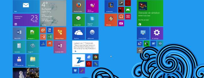 6 ویژگی برتر در اختیار کاربران تبلت های ویندوز 8.1