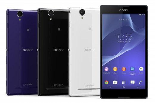 رونمایی سونی از فبلت اکسپریا T2 Ultra  و گوشی هوشمند اکسپریا E1