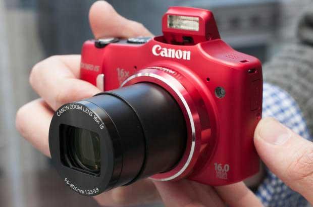 بررسی دوربین های دیجیتال : قیمت 350 الی 450 هزار تومانی