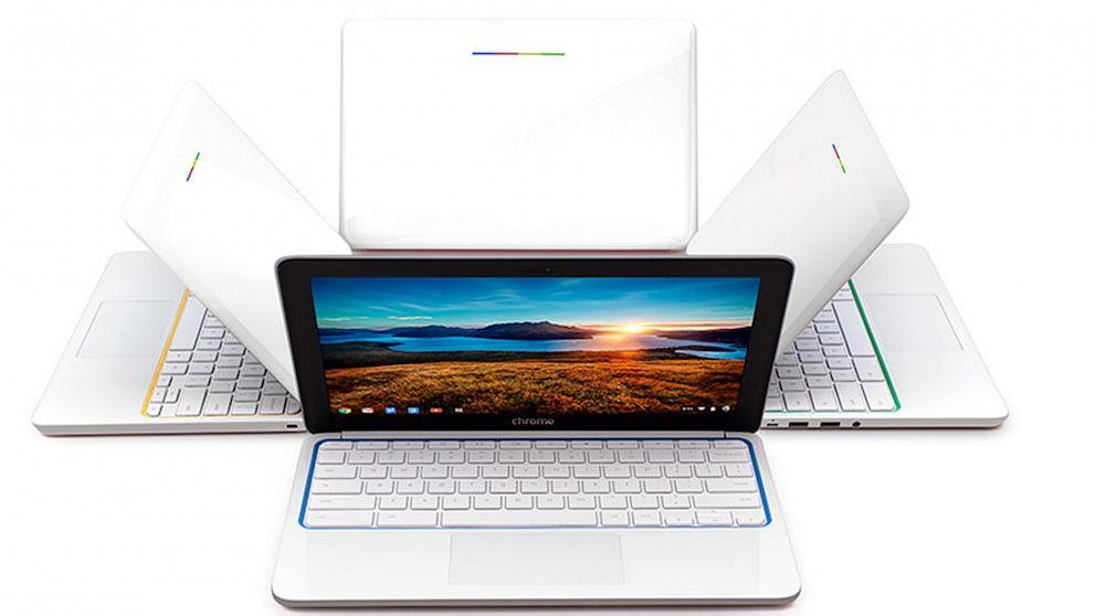 بررسی تخصصی لپ تاپ chromebook