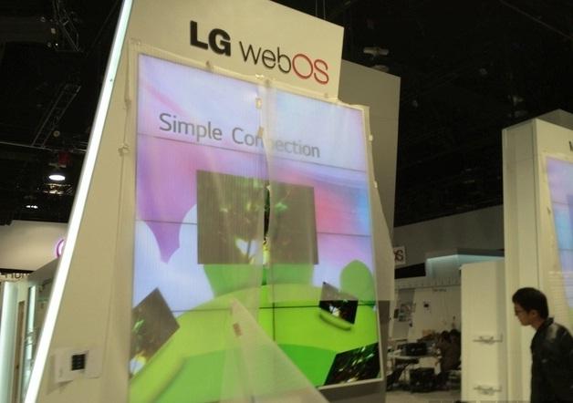 LG تکنولوژی webOS خود را در مرکز نمایشگاه CES 2014 قرار داد
