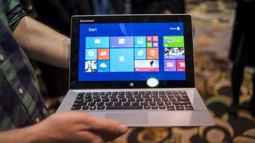پخش زنده نمایشگاه CES 2014 : لپ تاپ