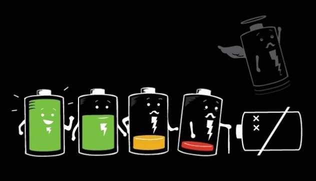 گوشی های هوشمندی که عمر باتری بالایی دارند