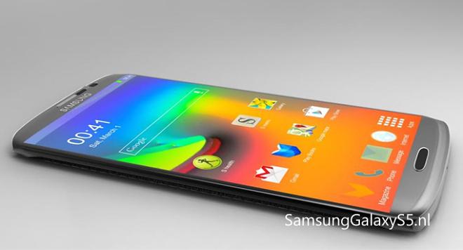 انتشار تصاویر رندر شده از Galaxy S5