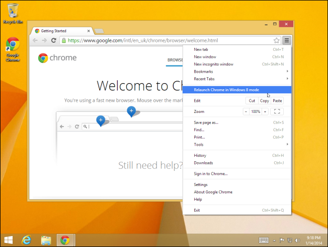 relaunch-chrome-in-windows-8-mode