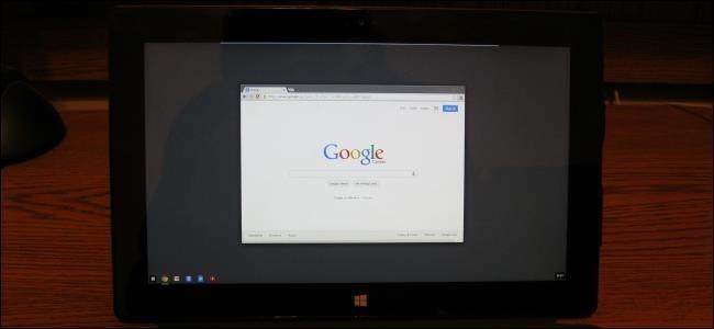 ویندوز 8 خود را به کروم بوک تبدیل کنید