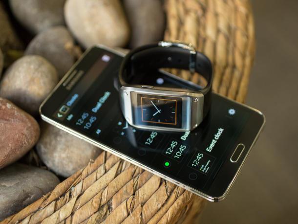 سامسونگ Galaxy Gear 2 با صفحه منعطف در راه است