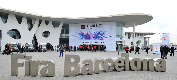 بهترین تلفن های هوشمند نمایشگاه موبایل MWC 2014 اسپانیا