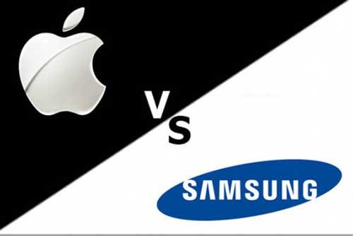 اختلافات سامسونگ و اپل