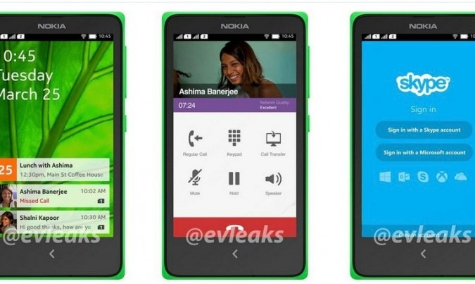 nokiaxphoneandroid