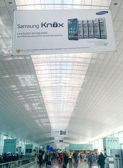 فرودگاه سامسونگ
