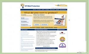 نظارت بر استفاده کودکان از اینترنت
